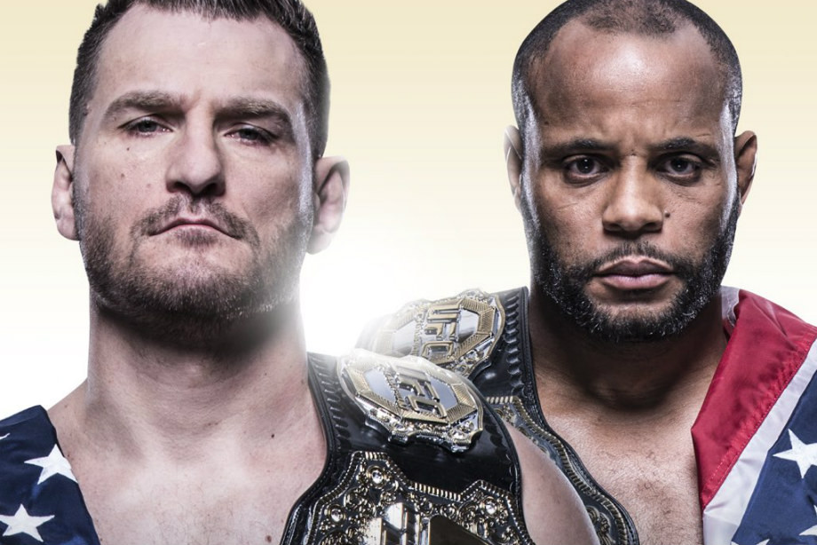 UFC 226: Чёрный Фёдор против Пожарного из Огайо