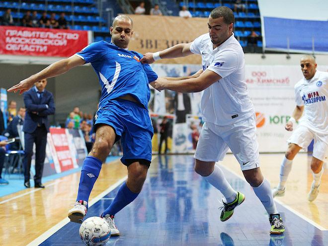 Стартует 23-й чемпионат России по мини-футболу