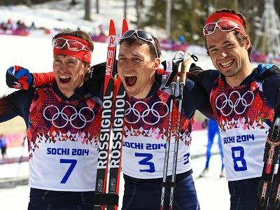 Короли лыжного марафона