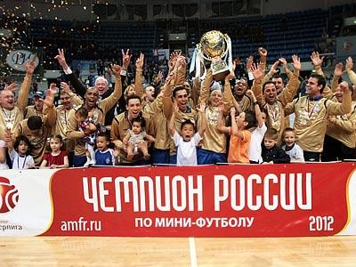 Итоги решающих серий плей-офф чемпионата России по мини-футболу
