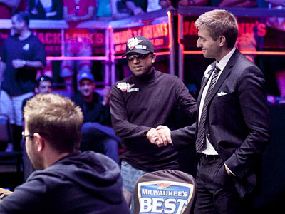 WSOP-2010. Main Event. Эпизод 19