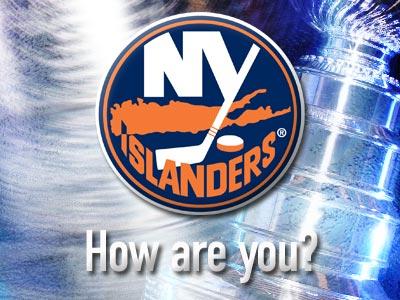 НХЛ. «Нью-Йорк Айлендерс»