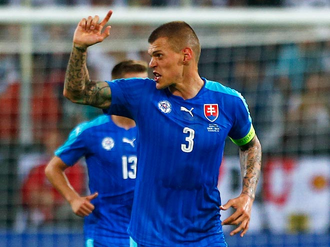 Как играли Словакия, Германия, Франция перед стартом чемпионата Европы-2016