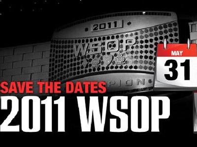WSOP-2011. На старт, внимание…
