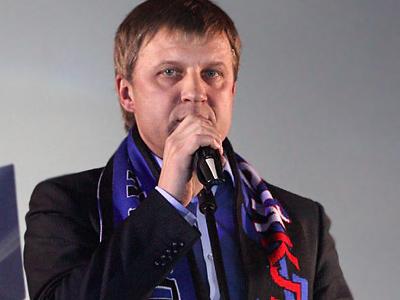 Рожнов: рад, что первый дивизион получил свободу