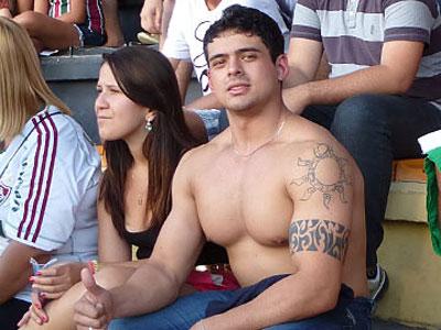 Футбол в Рио глазами Игоря Рабинера
