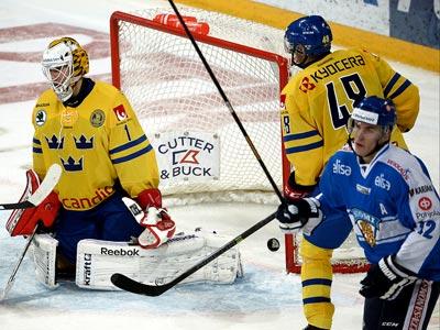 Кубок Карьяла. Финляндия – Швеция - 2:3 (ОТ)