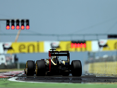 Анализ квалификации Гран-при Венгрии Формулы-1