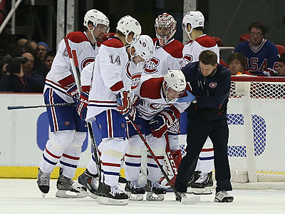 Пять главных событий игрового дня НХЛ