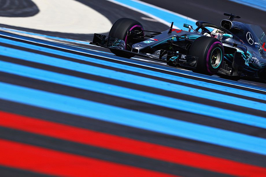 Формула — 1. Гран-при Франции