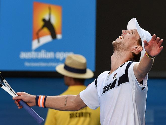 Федерер сенсационно проиграл на Australian Open