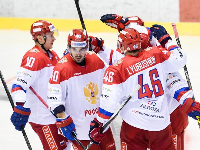 Словакия – Россия – 1:2Б