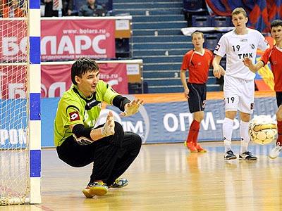17 февраля возобновляется чемпионат России по мини-футболу