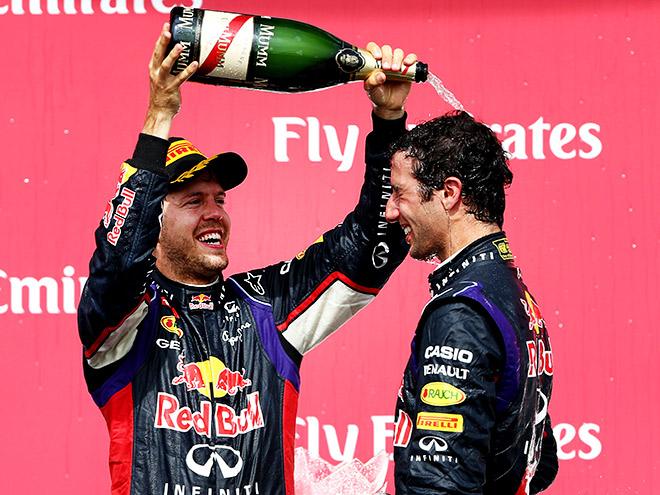 Формула - 1. Итоги сезона - 2014 для «Ред Булл»