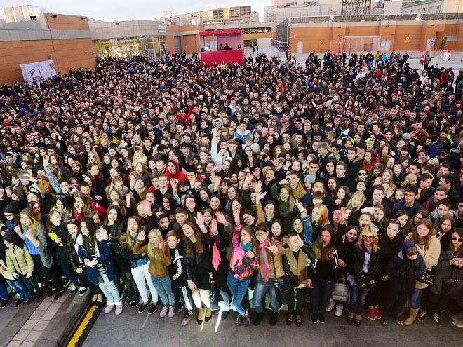 Репортаж с молодёжного фестиваля KFC Футбатл - 2016 в Краснодаре