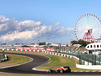 «Маруся» на Гран-при Японии
