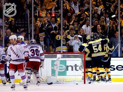 """""""Бостон"""" — """"Рейнджерс"""" — 3:1. Матч № 5"""