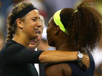 Лучшие женские матчи US Open с участием Азаренко, Шараповой и других