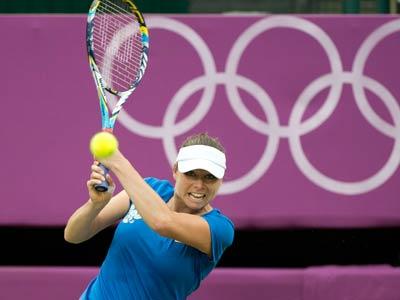 Лондон-2012. Теннис. Вера Звонарёва