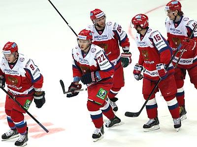 Вторая сборная России выиграла у Франции