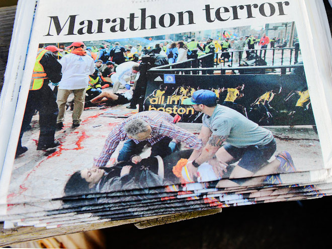 В Бостоне сумели избежать трагедии 2013 года