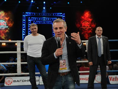 Дмитрий Иванов - о перспективах компании W5 Fighter