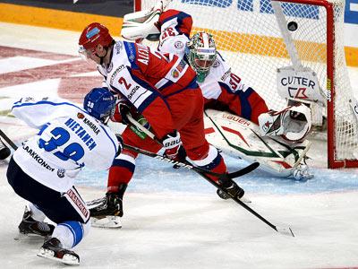 Главные события матча Финляндия - Россия - 4:3