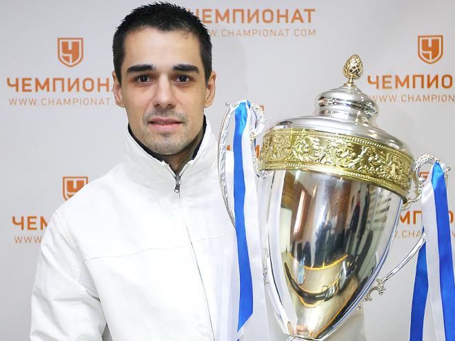 Вратарь МФК «Динамо» Густаво – о старте чемпионата