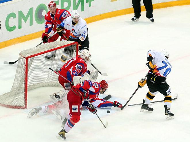 Итоги 1/4 финала Кубка Харламова