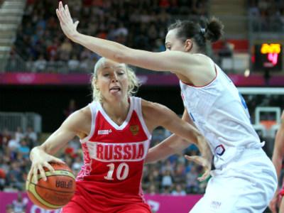 Лондон 2012. Баскетбол. Франция разгромила Россию