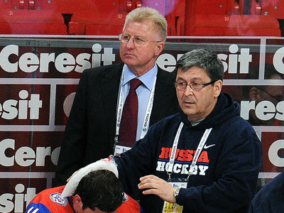 Тренер вратарей сборной России оценил игру Варламова