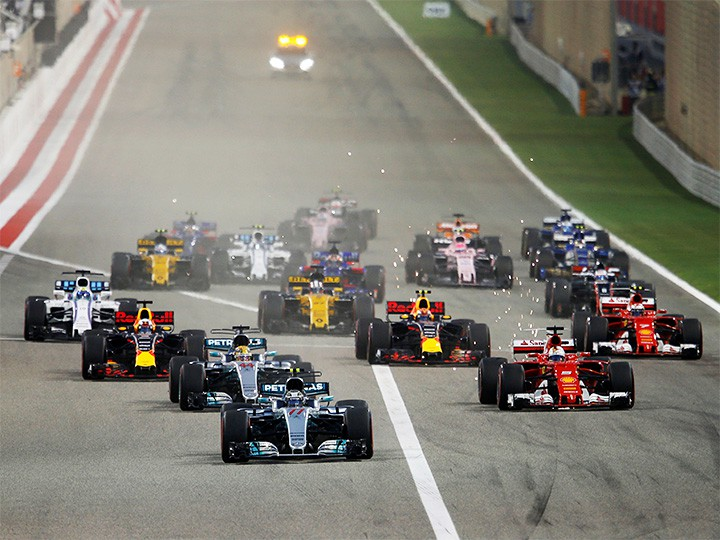 Гран-при Бахрейна: Феттель выиграл второй этап Формулы-1