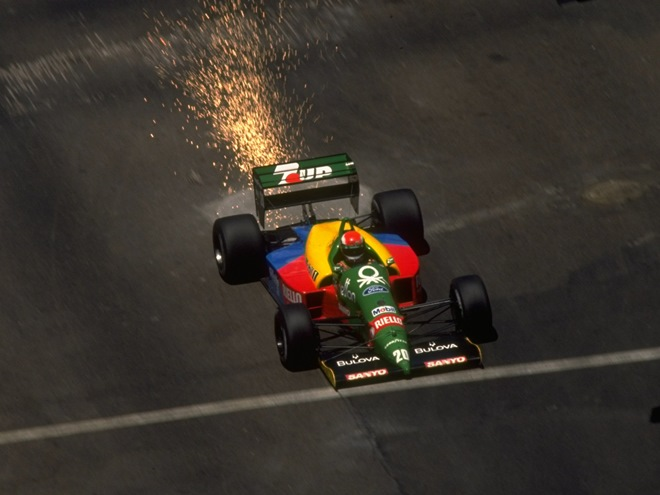 Как Формулу-1 пытаются сделать зрелищнее