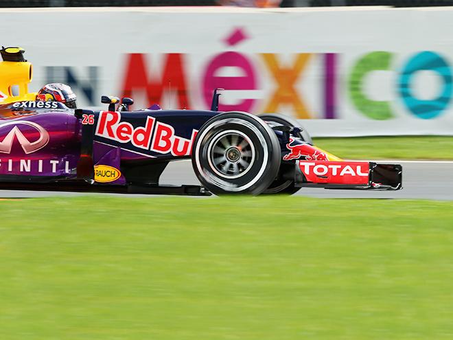 Обзор стартовой решётки Гран-при Мексики