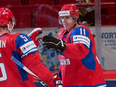 Евгений Малкин и Алексей Емелин прокомментировали матч против Швеции