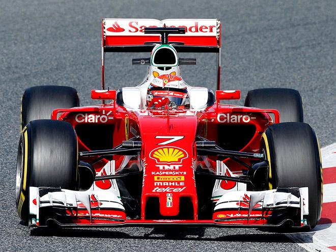 Обзор вторых предезонных тестов Формулы-1