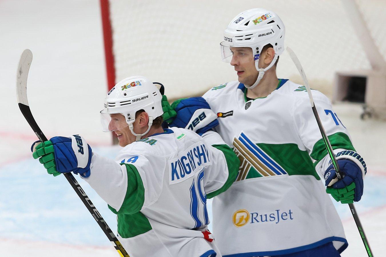 Стали известны имена игроков КХЛ, на которых чаще всего нарушают правила в нынешнем сезоне