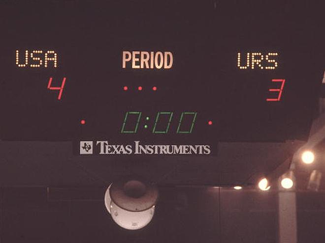 Хоккей. Чудо на льду. 22.02.1980