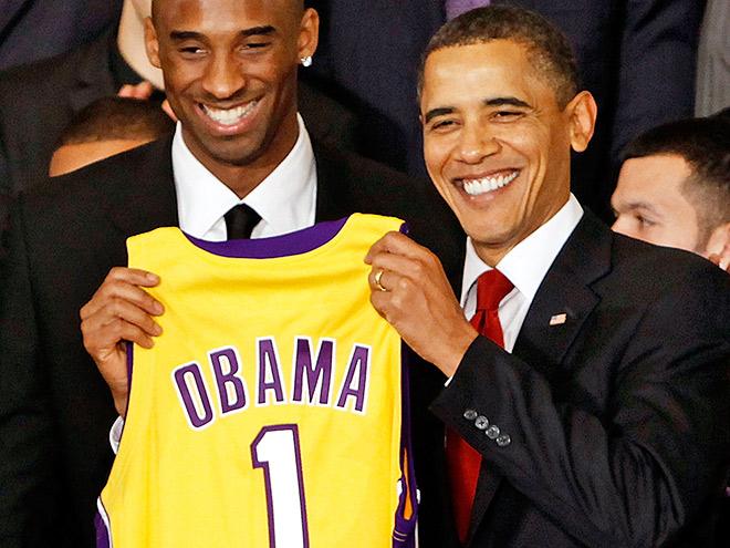 """Брайант: """"В «Лейкерс» может пробиться даже Обама"""""""