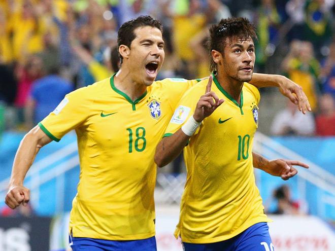 Игроки сборной Бразилии по футболу