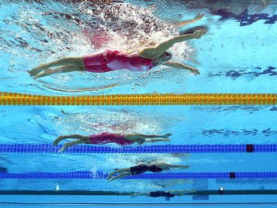 Обзор 1-го дня чемпионата России по плаванию