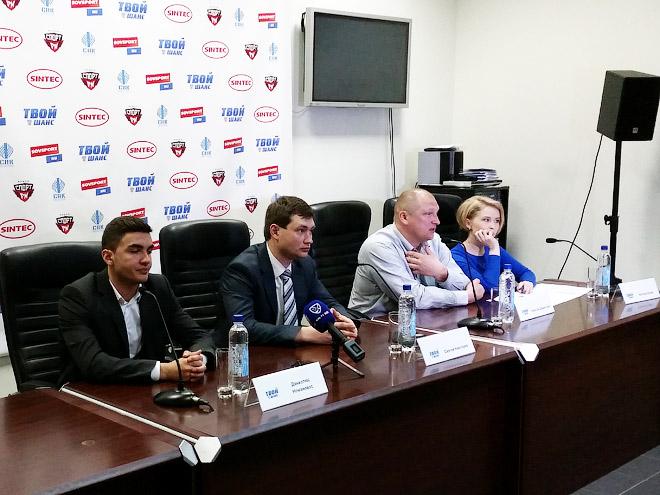 В Чехове прошёл просмотровый турнир «Твой шанс»