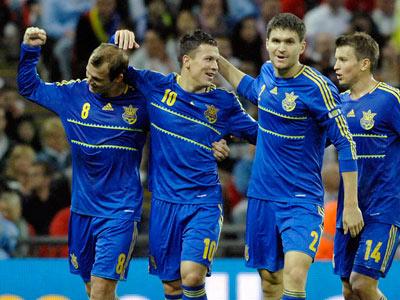 Сегодня Украина сыграет с Черногорией