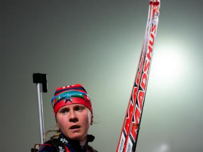 Яна Романова заняла в спринте 5 место