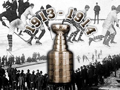 Кубок Стэнли. Часть 22. 1913-1914