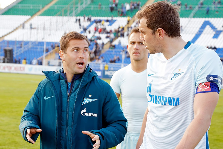 Александр Кержаков