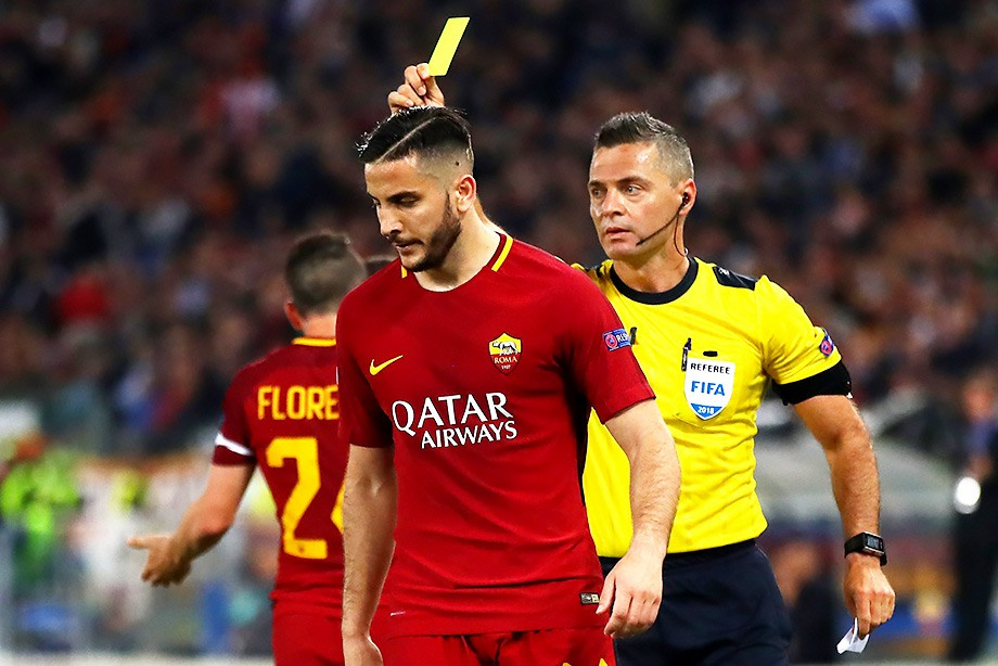 Фасио: опыт игр с«Ливерпулем» даст «Роме» толчок для роста