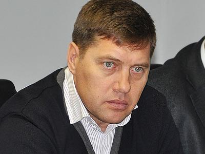 """Генеральный директор """"Южного Урала"""" Олег Пивунов"""