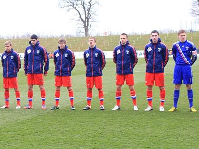 Сборная России U-17 узнала соперников на Евро-2013