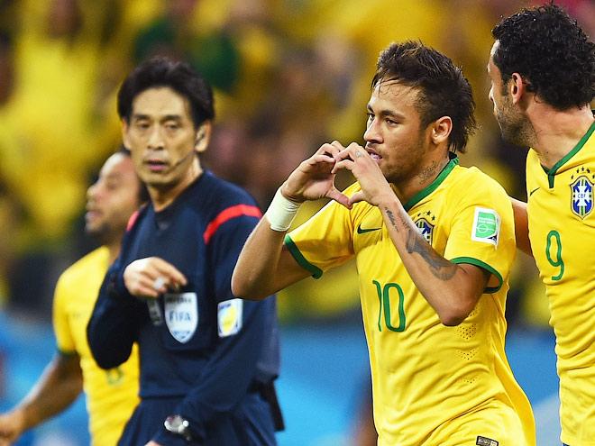 Судья – антигерой матча ЧМ Бразилия – Хорватия